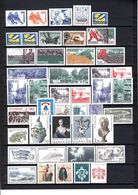 Zweden: 1979 - Jaargang Compleet Postfris / Year Complete MNH - Schweden