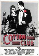 SPECTACLE CINÉMA  CPM AFFICHE FILM COTTON CLUB EDIT.  HUMOUR A LA CARTE - Affiches Sur Carte