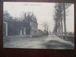 LOMME-   Grande Route De Lille     édit: Ballenghien - Lomme