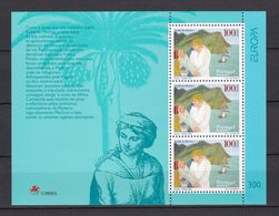Europa-CEPT - Portugal - Madeira - 1997 - Michel Nr. Block 16 - Postfrisch - Europa-CEPT