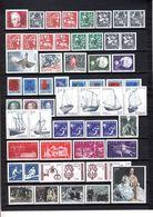 Zweden: 1981 - Jaargang Compleet Postfris / Year Complete MNH - Schweden