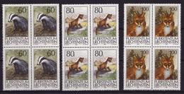 Liechtenstein Postfrisch (aa1309) - Briefmarken