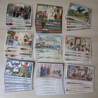 CHROMO Liebig - Lot Collection - 8 Sets Complets - 52 Cards - Uilenspiegel , Congo , Mozart , ... - Liebig