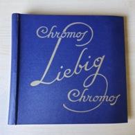 CHROMO Liebig - Lot Collection Album - 16 Sets Complets - 96 Cards - Liebig