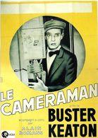 SPECTACLE CINÉMA FILM LE CAMERAMAN BUSTER KEATON E 16 EDIT. NUGERON - Affiches Sur Carte