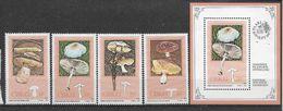 1987 Afrique Du Sud CISKEI 110-13+ BF 2** Champignons - Ciskei