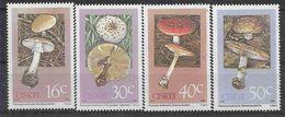 1987 Afrique Du Sud CISKEI 145-48** Champignons - Ciskei
