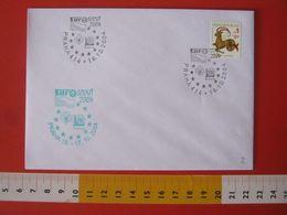 SKEE9 SCOUT SCOUTING PFADFINDER JAMBOREE - 2004 REP. CEKA CESKA PRAGA PRAHA EUROSCOUT - Covers