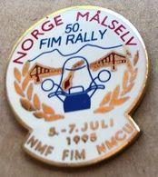 NORGE MALSELV - MOTO - 50 FIM RALLY - 5-7 JULY 1998 - NMF - FIM - NMCU - EGF - NORVEGE - RALLYE MOTO - LAURIERS -  (26) - Motorfietsen