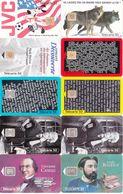 LOT De 150 Télécartes FRANCE Lot3 - Schede Telefoniche