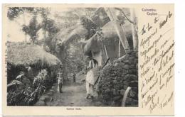 COLOMBO-CEYLAN - Native Huts - Sri Lanka (Ceylon)