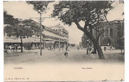 COLOMBO-CEYLAN - York Street - Sri Lanka (Ceylon)