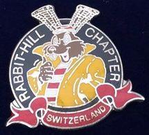 MOTO - RABITT HILL - CHAPTER -  SWITZERLAND - LAPIN - SUISSE - CLUB DE MOTO - MOTARD - SVIZZERA - SUIZA -   (26) - Motorfietsen