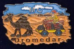 MOTO - MC - DROMEDAR . DESERT - DROMADAIRE - MOTO CLUB -     (26) - Motorfietsen