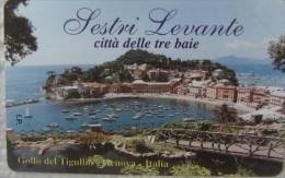 NUOVA-(Mint)-324-TELECOM ITALIA-- PRIVATE PUBBLICHE-SECRIAN -SESTRI LEVANTE - Italia