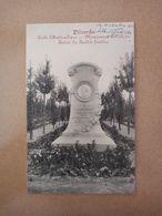 Postkaart Vilvoorde École D'Horticulture Monument Gillekens/Postcard Vilvoorde École D'Horticulture Monument Gillekens - Vilvoorde