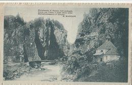 Cartolina - Postcard / Viaggiata - Sent  /  Paesaggio Con Versi Di G. Marradi - Autres