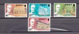 1985   N° 360 à 363     NEUFS**      CATALOGUE  YVERT&TELLIER - Jersey