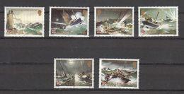 1984   N° 318 à 323     NEUFS**      CATALOGUE  YVERT&TELLIER - Jersey