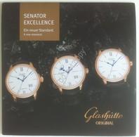 Catalogo Orologi - Watch Catalog - Glashütte Original - Senator Excellence - Jewels & Clocks