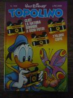 - TOPOLINO N 1808 - Disney