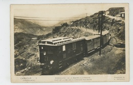 VENEZUELA - CARACAS - Ferrocarril De La Guaira A Caracas - Venezuela