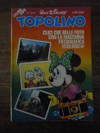 - TOPOLINO N 1810 - Disney