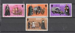 1977   N° 158 à 161     NEUFS**      CATALOGUE  YVERT&TELLIER - Jersey