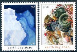 ONU New-York 2020 - Earth Day - Journée De La Terre - Tag Der Erde ** - Protection De L'environnement & Climat