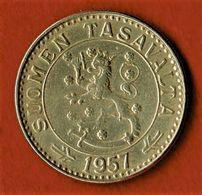 FINLANDE / 20 MARKAA / 1957 / TTB+ - Finlandia