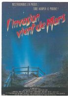 CPM - Editions F.NUGERON - E 347 - L'INVASION VIENT DE MARS - Affiches Sur Carte