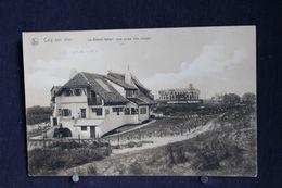 U-186 / Flandre Occidentale - De Haan -  Coq Sur Mer Le Grand Hotel Vue Prise Des Dunes / Circule 1909 - De Haan