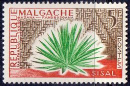 MADAGASCAR - SISAL  AGAVA - **MNH - 1960 - Landwirtschaft