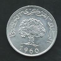 Liban - Lebanon - Pièce De 5 Piastres - 1960   Pia23707 - Líbano