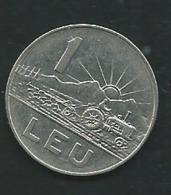 ROUMANIE 1 Leu 1966 Pia23714 - Roumanie
