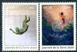 ONU Genève 2020 - Earth Day - Journée De La Terre - Tag Der Erde ** - Protection De L'environnement & Climat