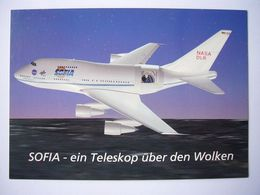 Avion / Airplane / SOFIA - NASA / Boeing B747SP / DLR Issue - 1946-....: Ere Moderne