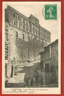 42- SAINT-CHAMOND-La Grand'Grange Et Rue Montdragon -cpa Circulée 1909 - Scans Recto Verso - Saint Chamond