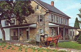 LANCASTER, Pa - Amish Horse & Buggy - Lancaster