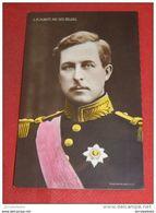 S. M. ALBERT  I  ROI DES BELGES - Familles Royales