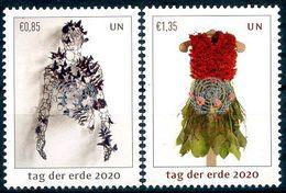 ONU Vienne 2020 - Earth Day - Journée De La Terre - Tag Der Erde ** - Protection De L'environnement & Climat