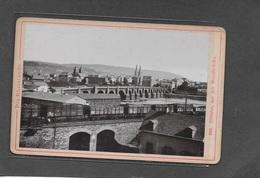 04- COBLENZ-DUITSLAND-GROTE 16 CM OP 10,50 CM FOTO OP HARD KARTON - Ancianas (antes De 1900)