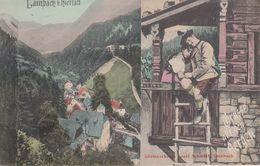 AK 1920 Gel. Lainbach Bei Hieflau, Gemeinde Landl - Liezen - Steiermark - Österreich - Liezen