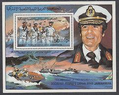 Libia - Hojas Yvert 42 ** Mnh - Libya