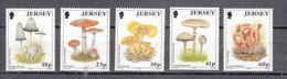 1994   N° 634 à 637    NEUFS**      CATALOGUE  YVERT&TELLIER - Jersey