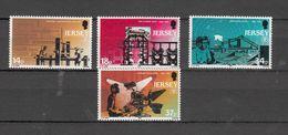 1990   N° 514 à 517    NEUFS**      CATALOGUE  YVERT&TELLIER - Jersey