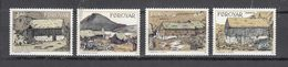 1992   N° 233 à 236    NEUFS**      CATALOGUE  YVERT&TELLIER - Faroe Islands