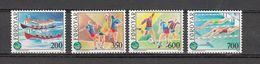 1989   N° 180 à 183    NEUFS**      CATALOGUE  YVERT&TELLIER - Faroe Islands