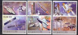 MOZAMBIQUE - MNH - SPACE - MI.NO.3264/69 - CV = 10 € - Space