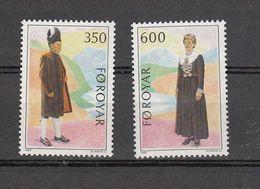 1989   N° 178 - 179    NEUFS**      CATALOGUE  YVERT&TELLIER - Faroe Islands